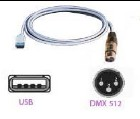 USB to DMX 512 Interface